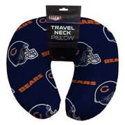 Northwest Co. NFL Beaded Span Neck Pillow; Chicago Bears