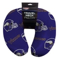 Northwest Co. NFL Beaded Span Neck Pillow; Minnesota Vikings