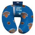 Northwest Co. NBA Beaded Span Neck Pillow; New York Knicks