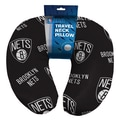 Northwest Co. NBA Beaded Span Neck Pillow; Brooklyn Nets