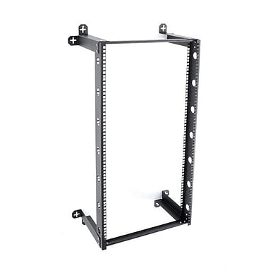 Kendall Howard V Line Fixed Wall Mount Rack; 21U