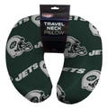 Northwest Co. NFL Beaded Span Neck Pillow; New York Jets