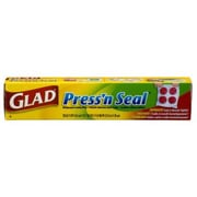 GLAD Press'n Seal Plastic Wrap in White