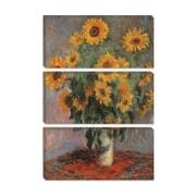 iCanvas ''Sunflowers 1889'' by Vincent Van Gogh Canvas Painting Print; 40'' H x 26'' W x 1.5'' D