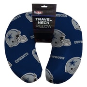 Northwest Co. NFL Beaded Span Neck Pillow; Dallas Cowboys