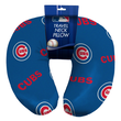 Northwest Co. MLB Polyester Speed Neck Pillow; Chicago Cubs