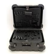 Platt Military Type Super-Size Tool Case; Gray