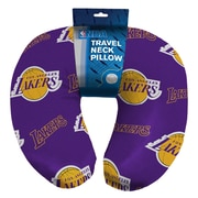 Northwest Co. NBA Beaded Span Neck Pillow; Los Angeles Lakers