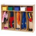 Steffy Toddler 5-Section Locker