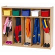Steffy Toddler 5-Section Locker