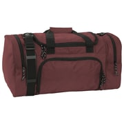 Coronado Select 21.5'' Sport Locker Carry-On Duffel; Maroon