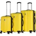 CalPak Morai 3 Piece Luggage Set; Schoolbus
