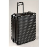 Chicago Case ''Military-Ready'' XL Jumbo 3-Pallet Tool Case (with built-in cart)