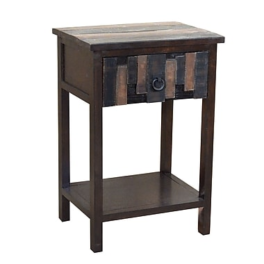Gallerie Decor Mosaic End Table