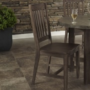 Home Styles Concrete Chic Dining Chair (Set of 2)