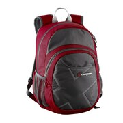 Caribee Deep Blue Day Backpack; Red