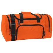 Coronado Select 21.5'' Sport Locker Carry-On Duffel; Burnt Orange