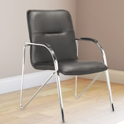 dCOR design Workspace Mid-Back Conference Chair with Arms (Set of 4)