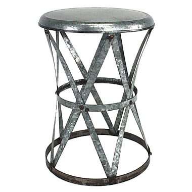 Aspire Weston Metal Stool