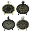 Aspire Maddie 4 Piece Table Clock Set
