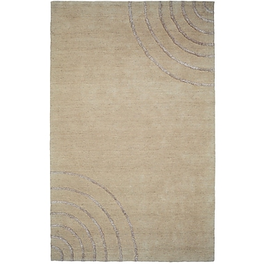 Dynamic Rugs Soho Ivory Area Rug; 8' x 11'