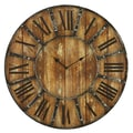 Aspire Edmonson 24'' Wall Clock