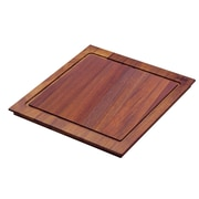 Franke Peak Iroko Wood Cutting Board