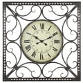 Aspire Alyssa 29'' Square Wall Clock