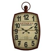 Aspire Annalise 19.5'' Pocket Watch Wall Clock