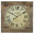 Aspire 27'' London Bridge Station Square Wall Clock
