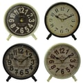 Aspire Morgan 4 Piece Table Clock Set