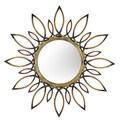Aspire Starburst Wall Mirror