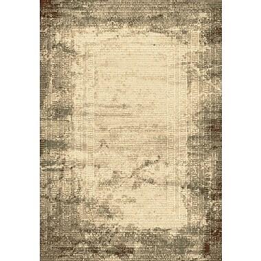 Dynamic Rugs Opus Beige/Grey Area Rug; 5'3'' x 7'7''