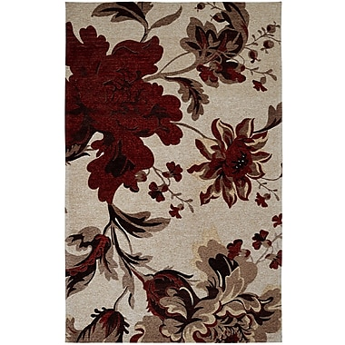 Dynamic Rugs Element Floral Area Rug; 5' x 8'