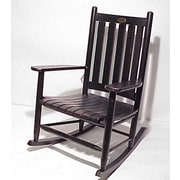 Dixie Seating Bob Timberlake ''The Lodge'' Rocking Chair; Andiron Black