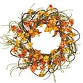 Oddity Inc. Fall Tiger Lilly Tendril Ropes Candle Ring