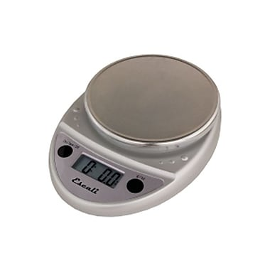 Escali Primo Digital Scale Chrome