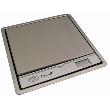 Escali Pronto Surface Montable Scale, 11 Lb 5 Kg