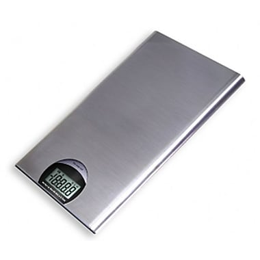 Escali Tabla Ultra Thin Scale, 11 Lb 5 Kg