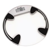 Escali Glass Platform Digital Bathroom Scale