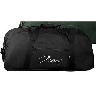 Preferred Nation 36'' Sports Travel Duffel; Black