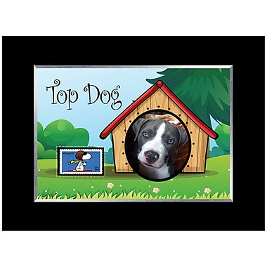 American Coin Treasure Top Dog Picture Frame
