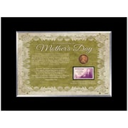 American Coin Treasure Mother's Day Celebration Desk Framed Memorabilia