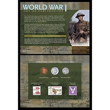 American Coin Treasure World War I Coin and Stamp Memorabilia