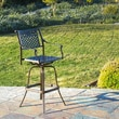Home Loft Concept Molino 46'' Bar Stool