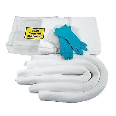 Evolution Sorbent Products Trucker Zipper Bag Spill Kit
