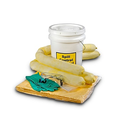 Evolution Sorbent Products Absorbent Ecofriendly Spill Kit,