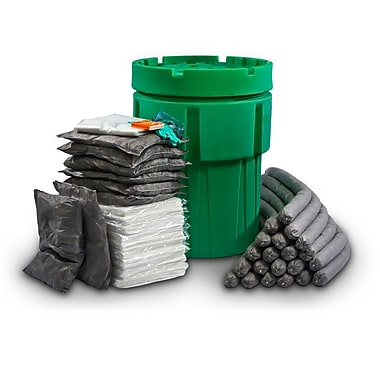 Evolution Sorbent Products Universal Absorbent Spill Kit, 95 Gallons