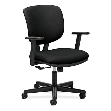 HON® Volt® 5700 Series 40in.H Fabric Mid Back Task Chairs With Centre Tilt