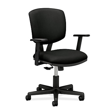 HON® Volt® 5700 Series 40in.H Fabric Mid Back Task Chairs With Synchro Tilt